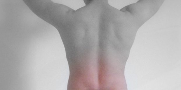 My back hurts