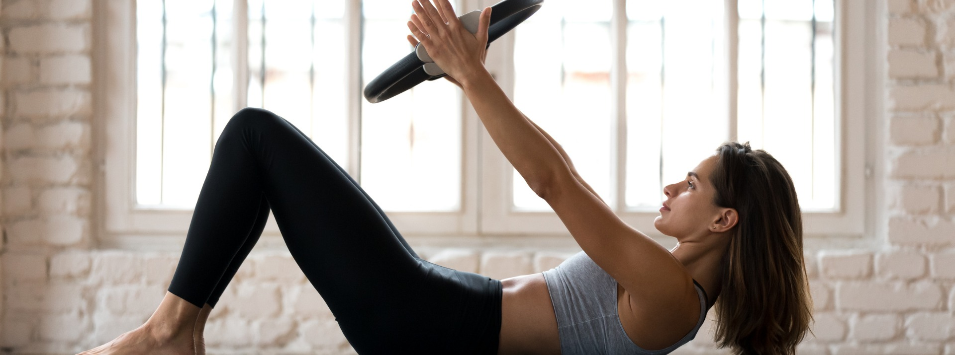 Get stronger and fitter with Pilates